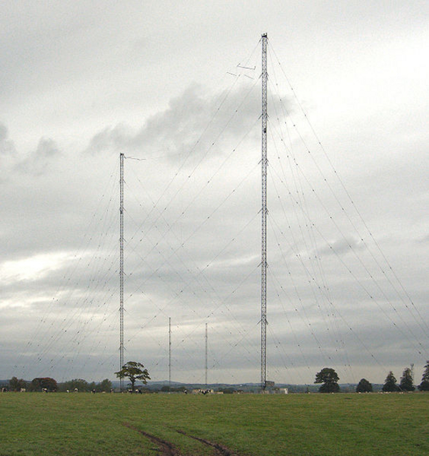 Planned work at Droitwich – Radio 4 LW and Radio 5 Live