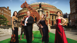 BBC Proms unveils celebration of global classical music for 2014