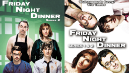 Friday Night Dinner is dished up on DVD on 7th July