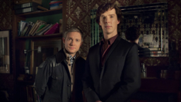 Emmy success for Sherlock