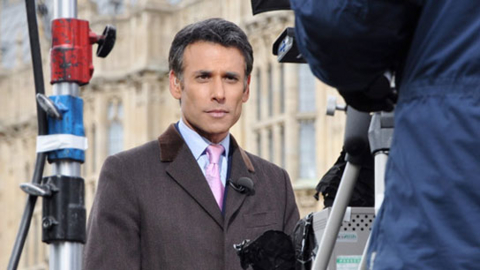 BBC World News announces new presenter for Global - Matthew Amroliwala to join BBC's international news channel