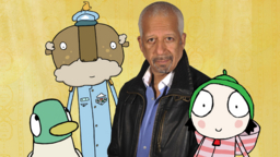 Derek Griffiths joins voice cast of Sarah & Duck for brand-new episodes on CBeebies