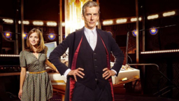 Doctor Who: The World Tour  An Audience with Peter Capaldi & Jenna Coleman