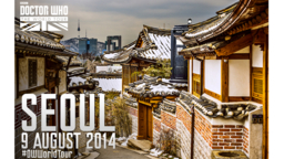 BBC Worldwide confirms Seoul date for Doctor Who global publicity tour