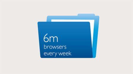Browsers infographic