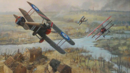 University of Birmingham -  World War One: Aviation Comes of Age