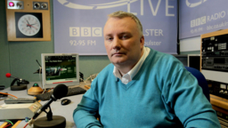 BBC Radio Ulster/Foyle is Northern Ireland's most listened to radio station