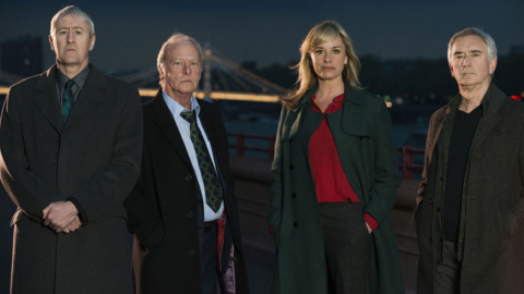 BBC One's hit drama New Tricks returns for 11th series