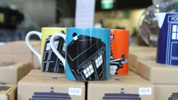 Doctor Who Pop Up Shop opens its doors in Sydney on 7th August at 10am