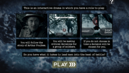 BBC Three launches its first ever interactive episode for drama Our World War