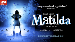 Gala performance of Matilda