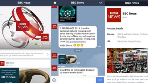 BBC breaking new ground in content sharing and curation using chat apps