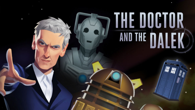 Make it Digital: The Doctor and the Dalek