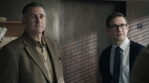BBC Two announces further casting for The Eichmann Show