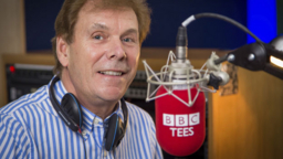 From driving the desk to Drivetime - 40 varied years at BBC Tees
