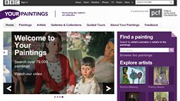 BBC and Public Catalogue Foundation: Your Paintings