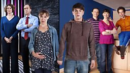 BBC Three - gripping, relevant and entertaining