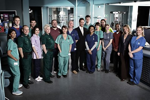 Casualty - 6 Episodes inc. 30th Anniversary