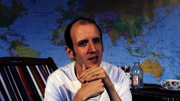 Writersroom interviews ... Jack Thorne