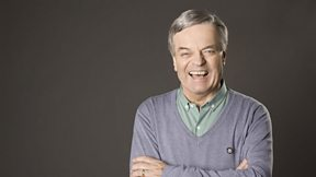Tony Blackburn With The UK's Best-Selling Albums