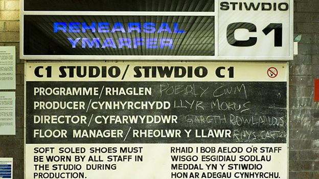 Welsh language programmes