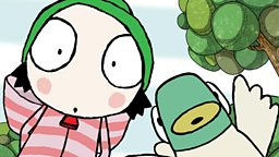 BAFTA Award winning Sarah & Duck get their first app