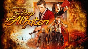 Doctor Who - The Rings Of Akhaten