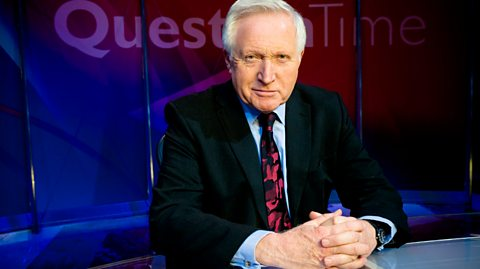 BBC Question Time Election Leaders Special