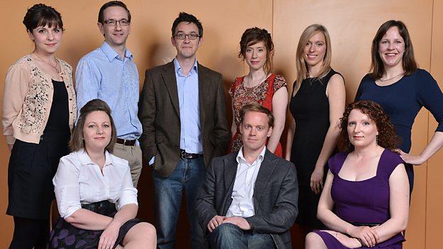 Image of New Generation Thinkers cohort 2013
