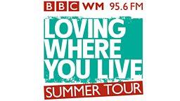 BBC WM 95.6's most ambitious tour rolls into Dudley
