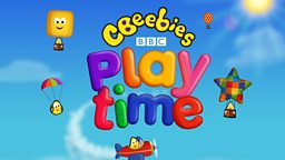 Introducing the CBeebies Playtime App