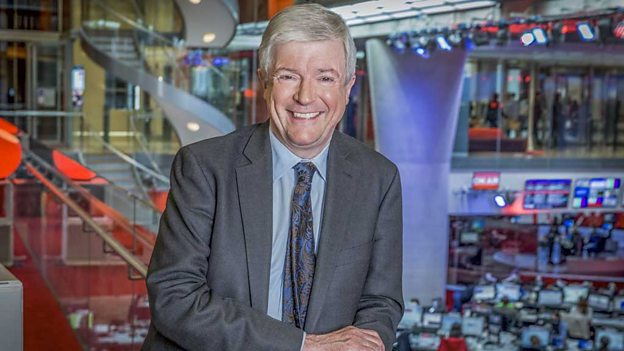 BBC Director-General Tony Hall: