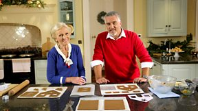 The Great British Bake Off - Christmas Special