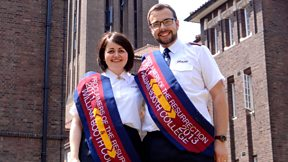 God's Cadets - Joining The Salvation Army