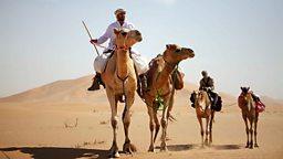 Ben and James Versus the Arabian Desert