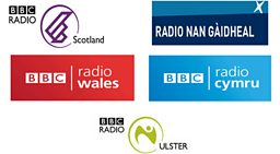 BBC Nations DAB radio