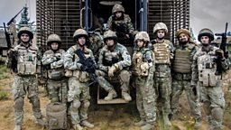 Bluestone 42 - Series 2, Episode 1
