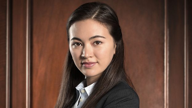 BBC - Interview with JESSICA HENWICK - Media Centre