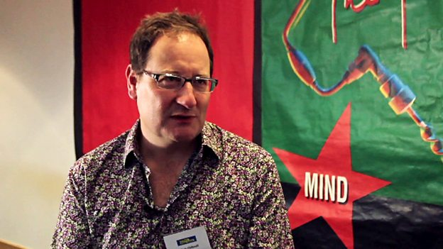 Writersroom interviews ... Chris Chibnall