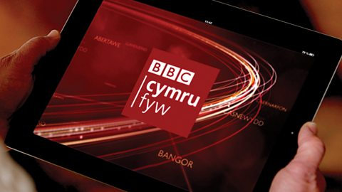 Digital boost for Welsh language content