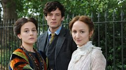 Phoebe Fox, Lydia Leonard, Sam Hoare and James Norton to star in Life In Squares for BBC Two
