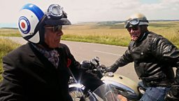 Phil Daniels narrates new documentary, Mods And Rockers Rebooted