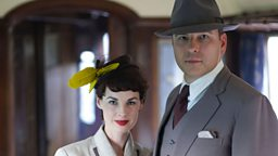 Partners In Crime - major new BBC One drama for Agatha Christie's 125th celebration year