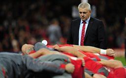Rugby Union: Autumn Internationals - Wales v Fiji