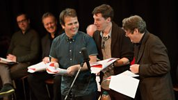 Good Omens and last ever Cabin Pressure confirmed in Radio 4 Schedule