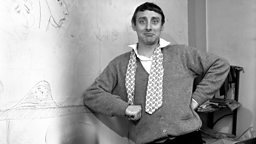Rediscover Spike Milligan through personal archive