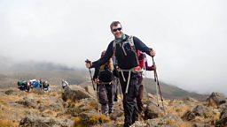 Rhod Gilbert vs Kilimanjaro