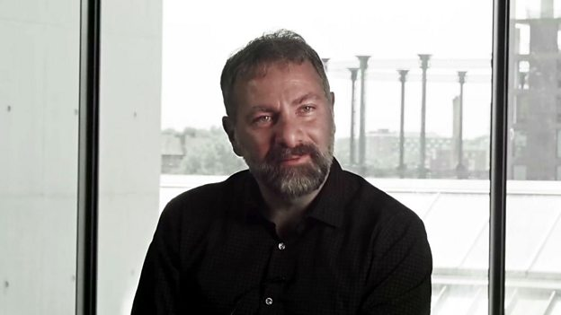 Writersroom interviews ... Jed Mercurio