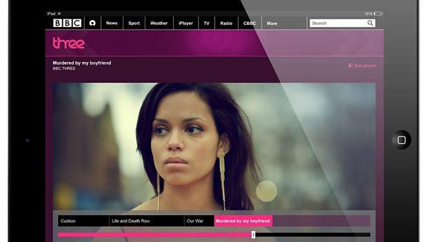 Blazing a trail for new BBC Three