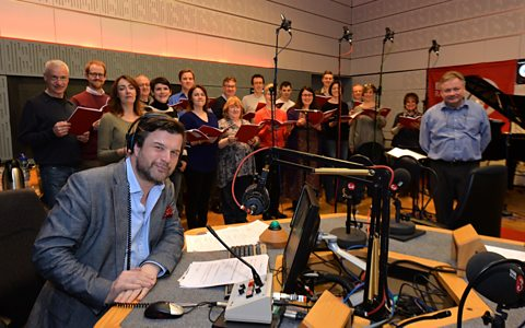 BBC Radio 3 announces shortlist for breakfast carol competition
